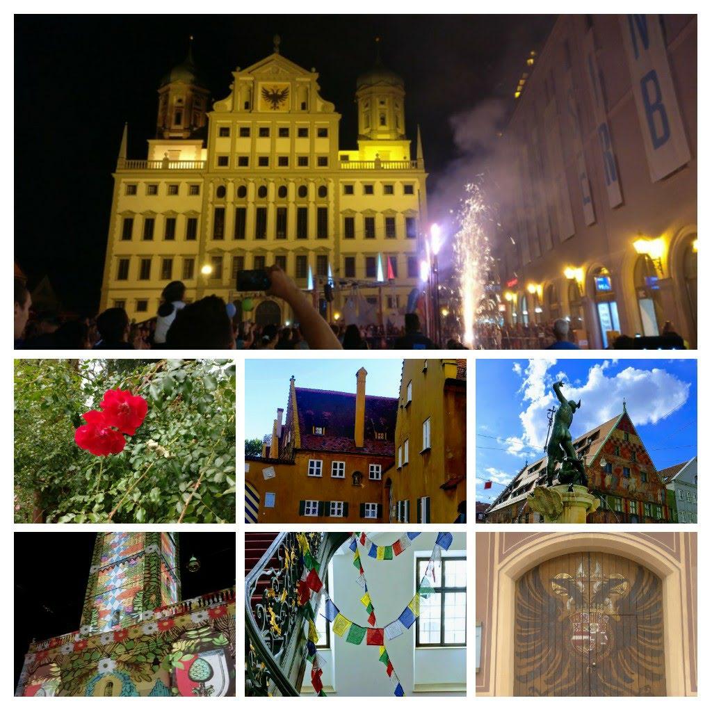 Augsburg Best-of-Collage