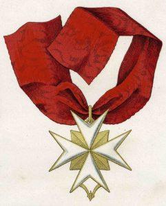 """Päpstlicher Orden der """"Ritter des goldenen Sporns"""""""