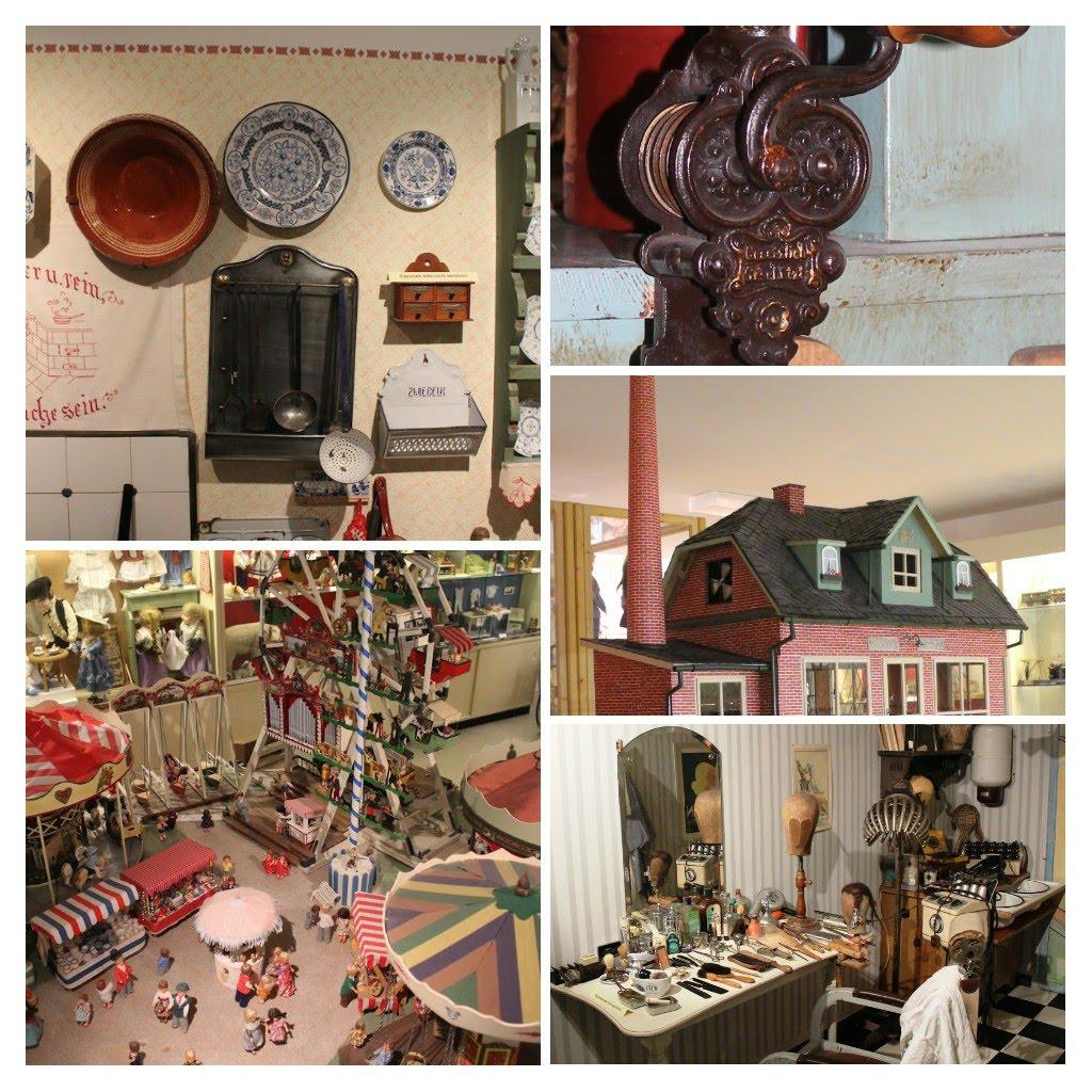 Impressionen aus dem Lechfeldmuseum in Königsbrunn