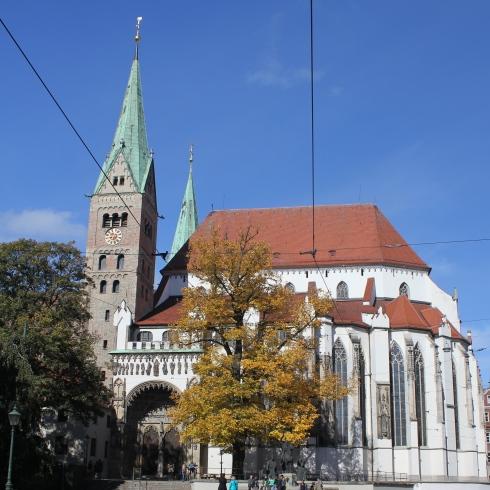 Mariendom zu Augsburg