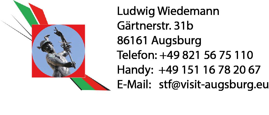 Kontaktdaten der Firma Stadtführungen Mercurius für Führungsaufträge